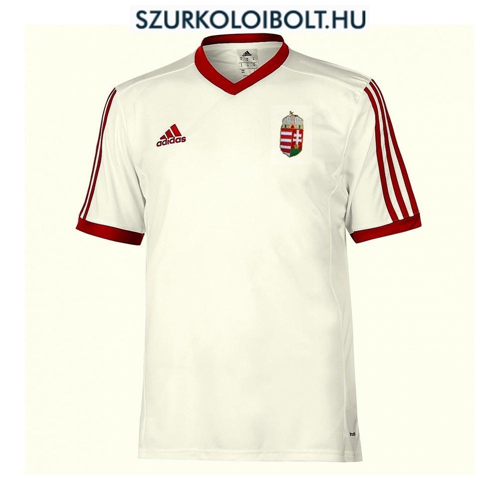 Adidas Hungary Home junior supporter Shirt (Red) - Original football ... 6b59836538