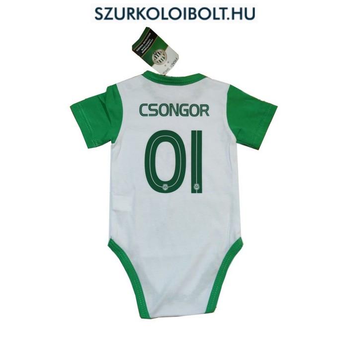 Ferencváros body set for babies - original 9057de6495