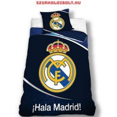 Real Madrid CF Blue Striped Single Cotton