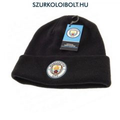 Manchester City knitted hat - official licensed product