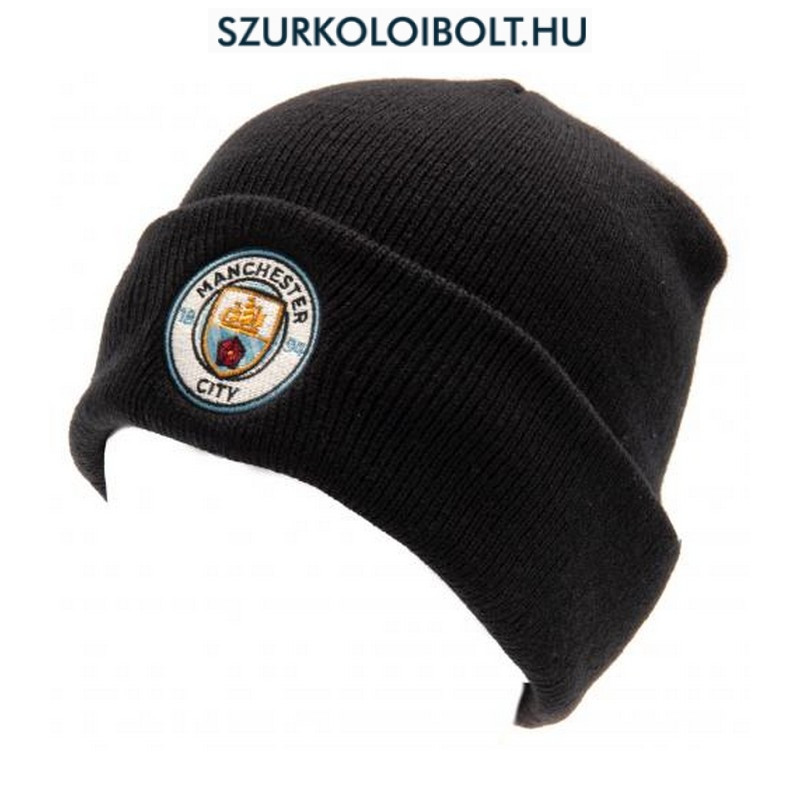 64ecb9dffd1 Manchester City knitted hat - official licensed product - Original ...