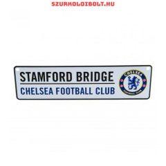 Chelsea FC Football Club Crest Metal Window Sign