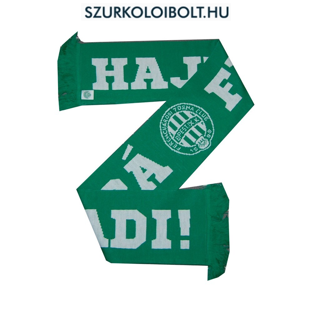 Ferencváros Scarf - Original football and NFL fan products for all ... 3c10265830
