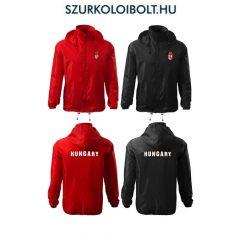 Hungary windbreaker jacket hooded or without hoody