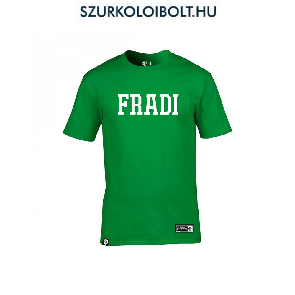 Ferencváros T-shirt - Original football and NFL fan products for all ... c7a8c57dd5