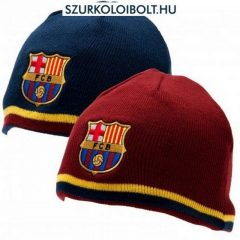 FC Barcelona Reversible Knitted Hat