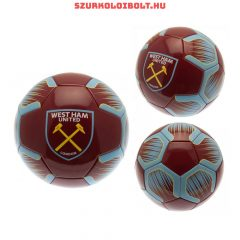 West Ham United FC  football - normal (size 5) West Ham United football for top fans