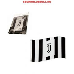 "Juventus ""Stripe"" Giant flag - official licensed product"